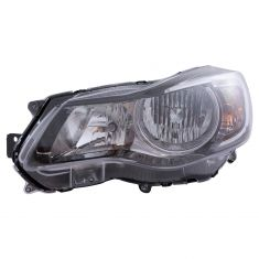 15-16 Subaru Impreza Halogen Headlight LH