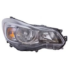 15-16 Subaru Impreza Halogen Headlight RH