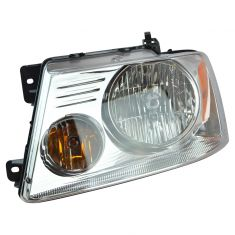 04-08 Ford F150 New Body; 06 Lincoln LT Headlight w/Bright Background LH (Ford)