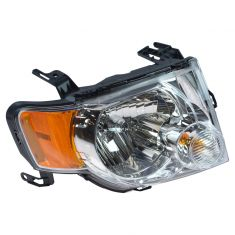 08-12 Ford Escape Headlight Assy (w/Clear Background) RH (Ford)