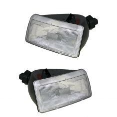 91-95 Caravan HeadLight Pair