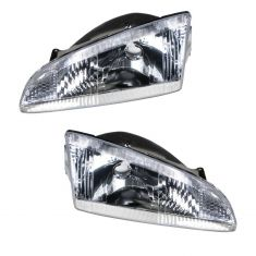 95-97 Dodge Intrepid Headlight Pair