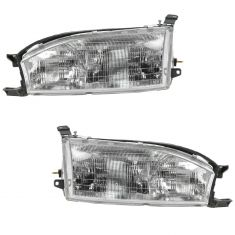 92-94 Camry Headlight PAIR