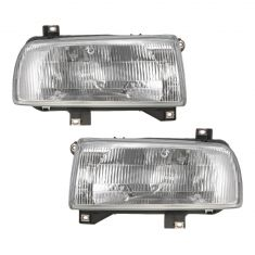 93-99 VW Jetta headlight PAIR