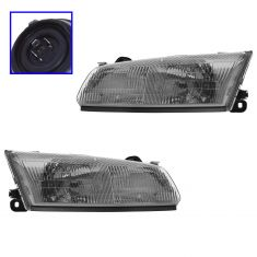 97-99 Camry Headlight PAIR