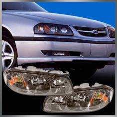 00-04 Impala Headlights Pair
