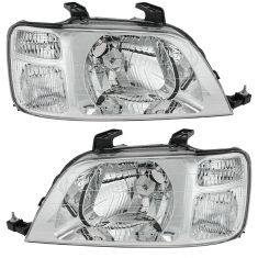 1997-01 Honda CR-V Headlight Pair