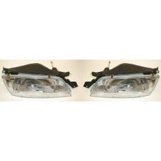 1995-96 Nissan Maxima Composite Headlight Pair