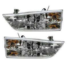 1998 Ford Windstar Headlight Pair