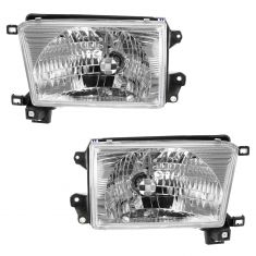 1999-02 Toyota 4 Runner Headlight Pair