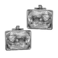 1992-97 Aerostar Headlight Pair