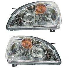 02-04 Altima HL Combo w/o (HID) Pair