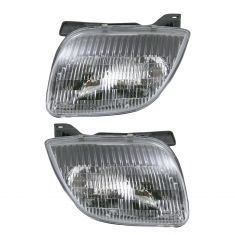 95-02 Sunfire Headlight Pair