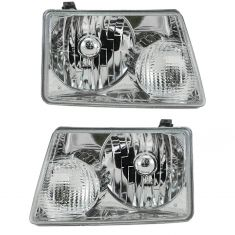 01-10  Ranger Headlight - Pair