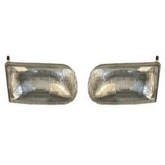 1994-97 Mazda Pickup Composite Headlight Pair