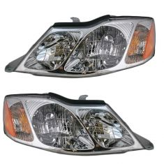 00-03 Avalon Headlight Pair