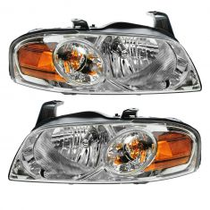 04-05 Nissan Sentra (Base & S Model) Headlight Pr