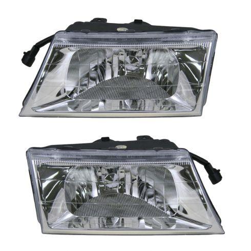 2003 04 mercury grand marquis headlight pair 1alhp00434 at 1a auto