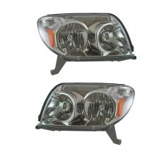 03-05 Toyota 4Runner Headlight PAIR