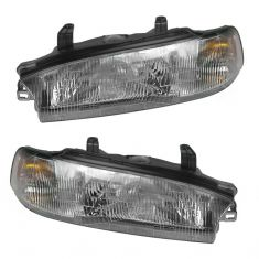 95-(4/97) Subaru Legacy Headlight Pair