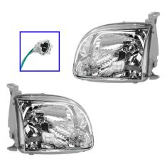 2005-06 Toyota TUNDRA HEADLAMP Pair