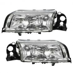 1999-02 Volvo S80 HEADLAMP Pair