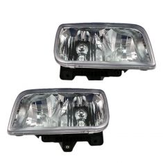 1999-00 GM Escalade Yukon Denali Headlight Pair