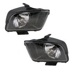 07-08 Ford Mustang Headlight Pair