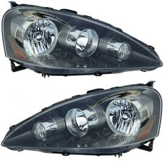 05-06 Acura RSX Headlight Pair