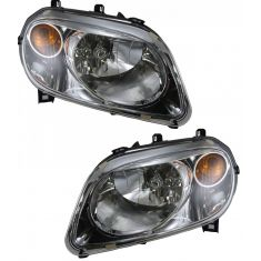 2006-09 Chevy H.H.R Headlight Pair