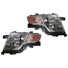 Ford Edge Headlight Pair