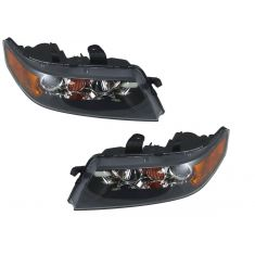 Acura TSX Aftermarket Headlights A Auto Parts - Acura tsx aftermarket parts