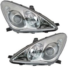 2005-06 lexus ES 330 HID Headlight Pair