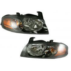 04-06 Nissan Sentra SE-R and SE-R Spec V Headlight Pair