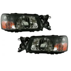 2005 Subaru Forester Headlight Pair