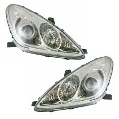 04 (from 6/04)--06 Lexus ES330 Halogen Headlight PAIR