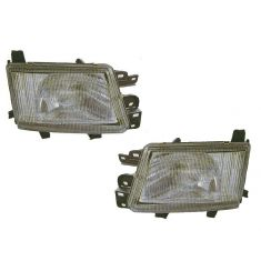 99-00 Subaru Forester Headlight Pair
