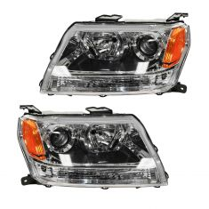09-11 Suzuki Grand Vitara Headlight