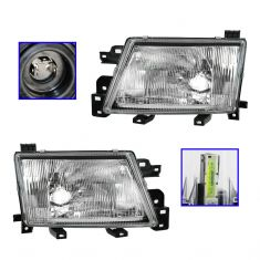 1998 Subaru Forester Headlight PAIR