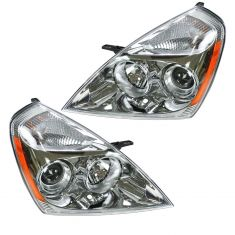 06-10 Kia Sedona Headlight PAIR