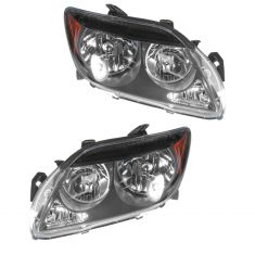 07-09 Scion TC Headlight Base PKG PAIR