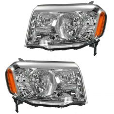09-11 Honda Pilot Headlight PAIR