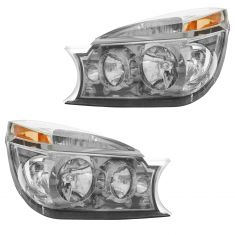 06-07 Buick Rendezvous Headlight PAIR