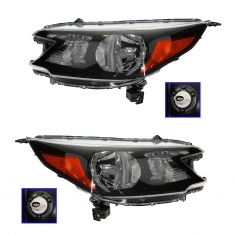 12-13 Honda CR-V Headlight PAIR