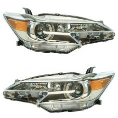 14-16 Scion tC Headlight PAIR