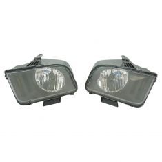 05-09 Ford Mustang Halogen Headlight Pair (simple performance)