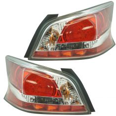 14-15 Nissan Altima LED Tail Light Pair