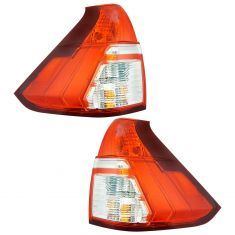 15-16 Honda CR-V Lower Tail Light Pair