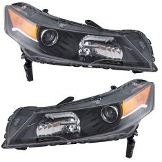 12-14 Acura TL HID Headlight LH & RH Pair