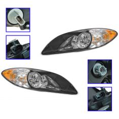 09-12 International ProStar Headlight Assy PAIR (Dorman)